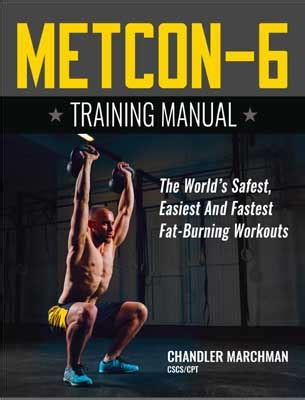 Metcon 6 Review - Six Minute Fat Loss! - Youtube.
