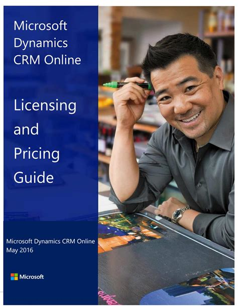 [pdf] Microsoft Dynamics Crm Online Licensing Guide.
