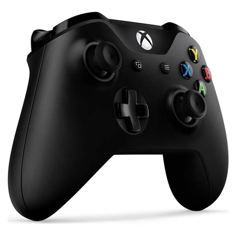 Microsoft Xbox One Wireless Controller Black From Sam S .