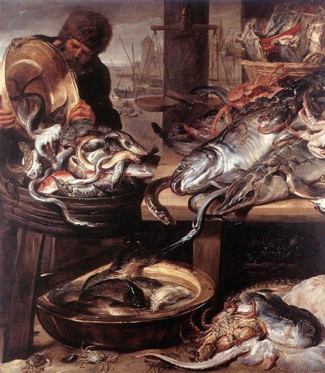 Mideval Fishmonger