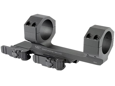 Midwest Industries 30mm Qd Scope Mount With 1 5 Offset.