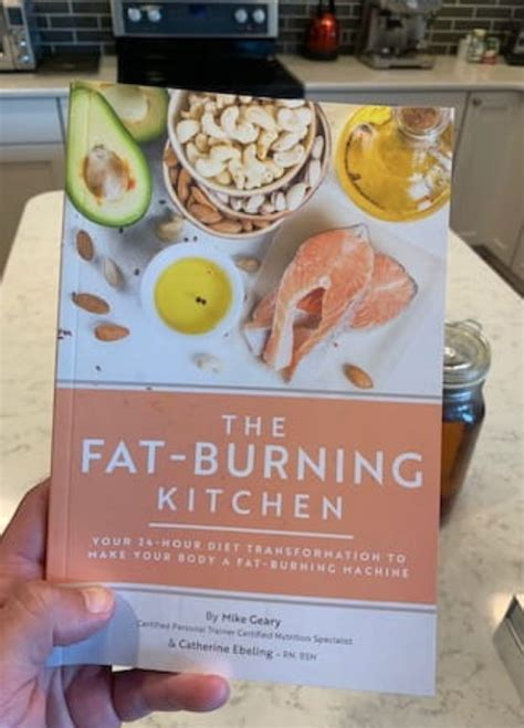 Mike Gearys Fat Burning Kitchen Review Continuumbooks.
