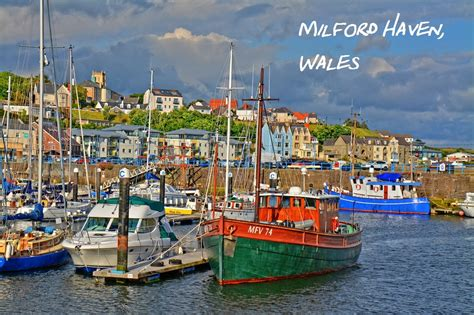 Milford Haven England