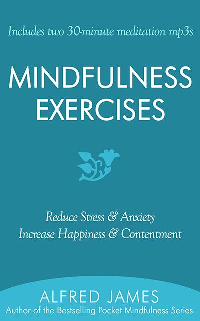[click]mindfulness Exercises By Alfred James - Goodreads Com.