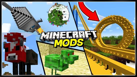 Minecraft Mods: The Best Mods For Adding Features And Improving.