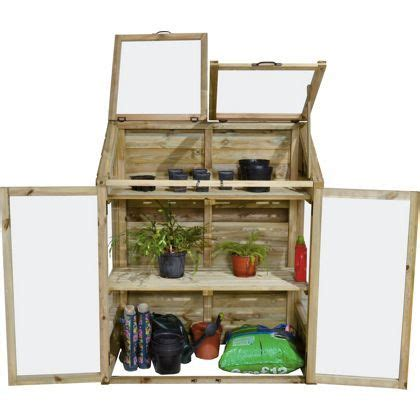 Mini Greenhouses  Accessories At  - Homebase Co Uk