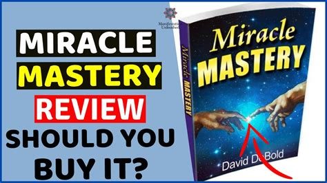 @ Miracle Mastery Review - Don T Buy Watch This Before .