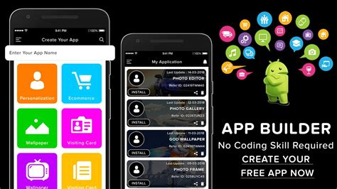 Mobile App Development Company App Creator -Best App Maker.