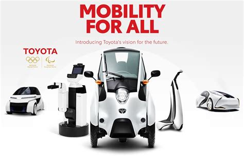 @ Mobility For All  Toyota.