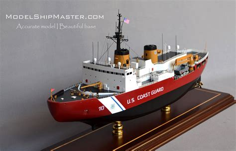 Model Plans Coast Guard Cutter Polar Star
