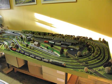 Model Railroad Track Plans - Building Your Model Railroad.