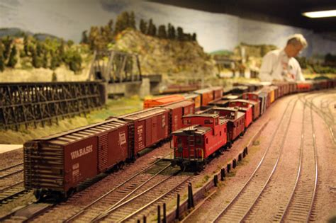 [click]model Railroading Ideas And Step-By  - Model Train Club.