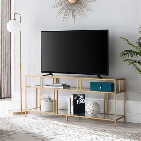 Modern  Contemporary Tv Stand Tv Stands  Entertainment .