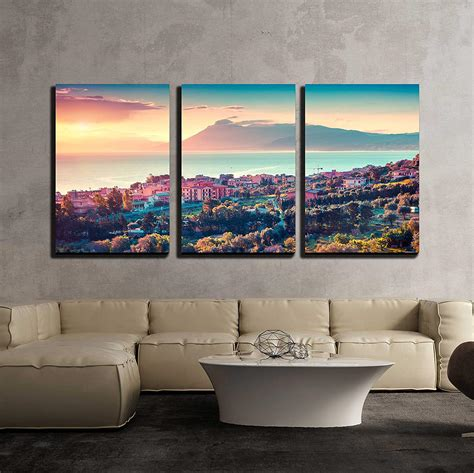 Modern 3 Piece Wall Art  Allmodern