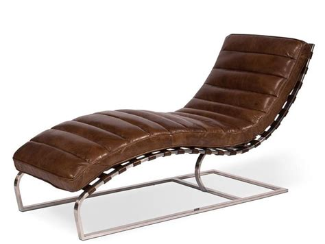 Modern Chaise Lounge  Luxe Home Philadelphia.