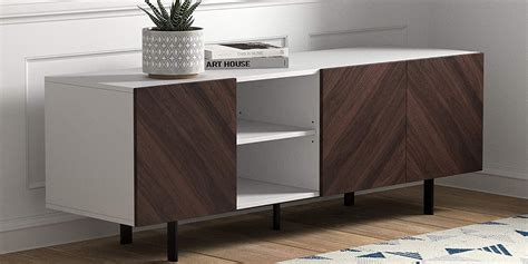 Modern Media Cabinets With Doors