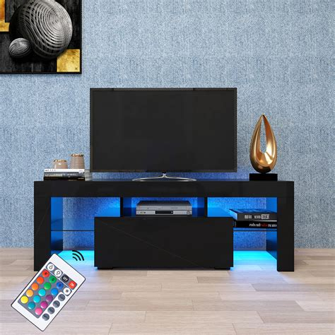 Modern TV Stands With Lights