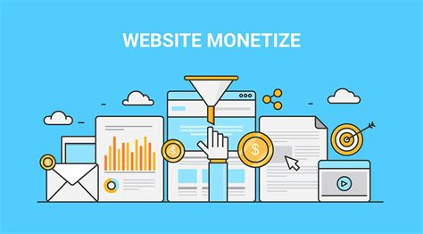 Monetize - How To Create A Website.
