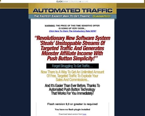 @ More Traffic And Lead Generation  Automated Traffic.