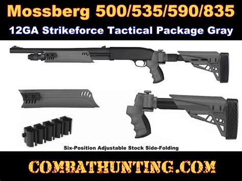 Mossberg 500 535 590 835 Parts Accessories Stocks On Sale.