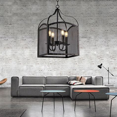 Most-Wanted Williston Forge 4-Light Lantern Pendant.