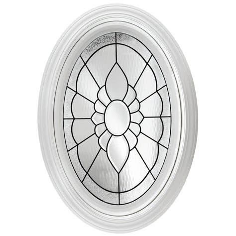 Moulded Polyurethane Oval Windows  Decorative Windows .
