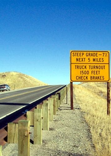 Mountain Passes Steep Grades - Rv Must Haves!.