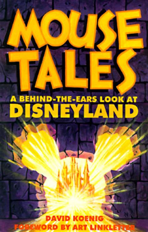 [pdf] Mouse Tales A Behind The Ears Look At Disneyland