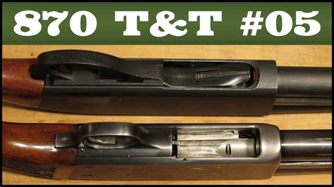 Much Ado About Shell Carriers - Remington 870 Tips  Tricks 5.