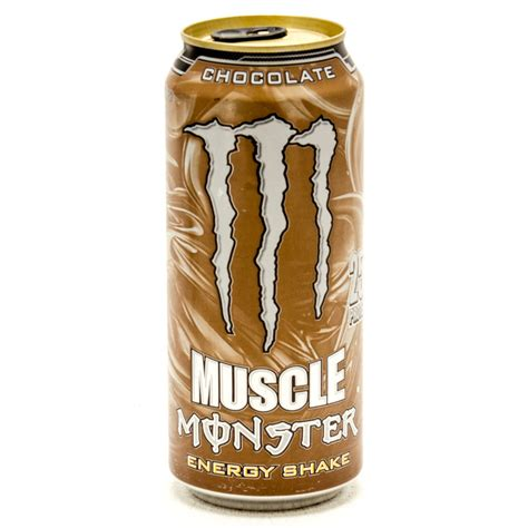 Muscle Monster - Monster Energy.