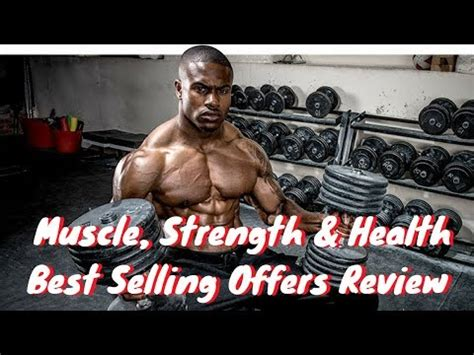 [click]muscle Strength  Health Best Selling Offers Other .