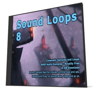 Music Loops, Sample Packs, Audio Loops & Sound Kits For Producers.