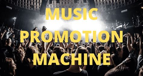 @ Music Promotion Machine.
