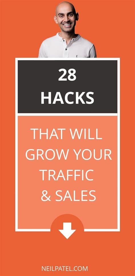 My Secret Playbook: 28 Hacks Guaranteed To Grow Your Traffic And.
