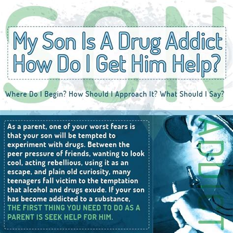 My Son Is A Drug Addict – How Do I Get Him Help? - Drugrehab.org.