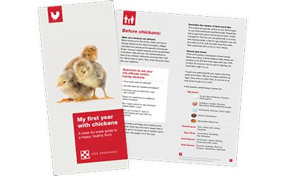 [pdf] My First Year With Chickens - Purina Mills.