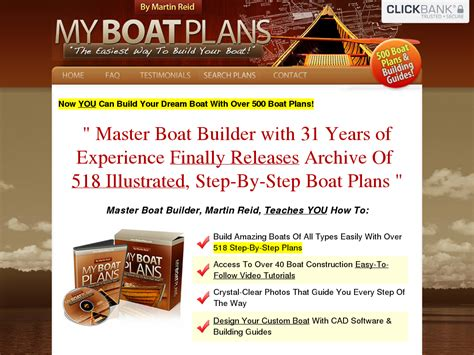 [pdf] Myboatplans 518 Boat Plans - Earn 70 65 Per Sale   5 .