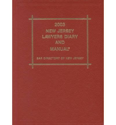 [pdf] New Jersey Costs  Fees - Lawyers Diary And Manual.