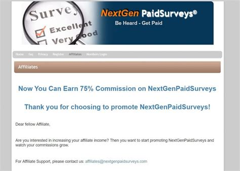Nextgen Paid Surveys New Review Is It Legit Or Scam?.