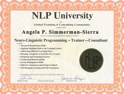 @ Nlp Training - Neuro Linguistic Programming - Nlp .