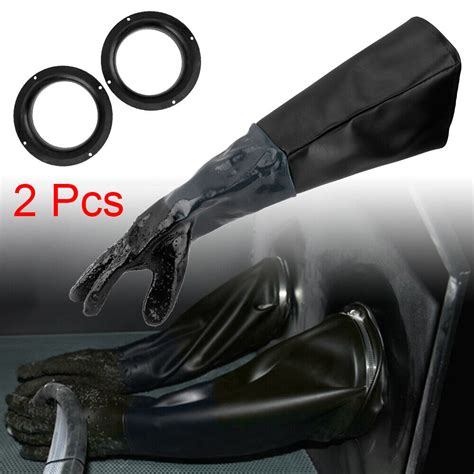 Norton Sandblasting Equipment Sandblast Cabinet Glove .