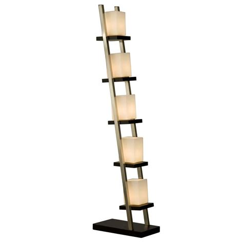 Nova Escalier 61 In Floor Lamp-11815 - The Home Depot.