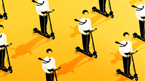 @ Nyc Might Actually Eventually Allow E-Scooters   The Daily .