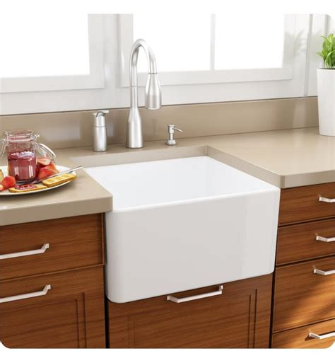Nantucket 20 Bowl Farmhouse Apron Front Fireclay Kitchen Sink.