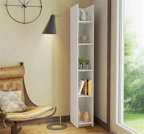 Narrow Shelves For Small Spaces