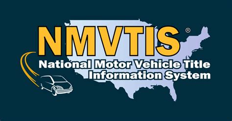 National Motor Vehicle Title Information System (nmvtis) Bja.
