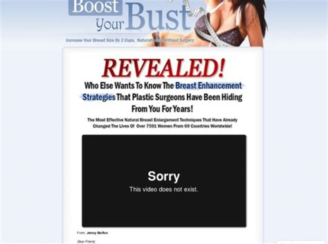 @ Natural Breast Enlargement - Boost Your Bust - 75  4 29 Epcs.