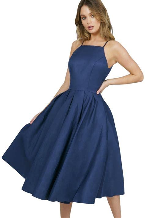 Navy Blue Dresses for Women