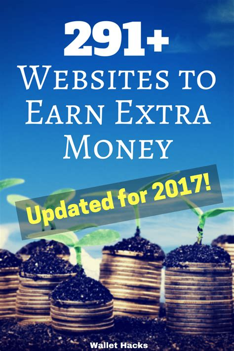 Need Money Now? 276+ Confirmed Websites To Make Extra Money.