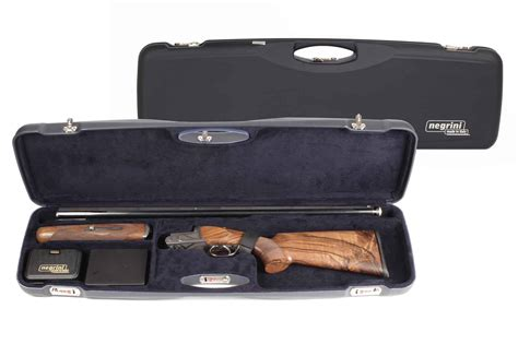 Negrini Trap Shotgun Cases - Luxury Air Travel Cases.